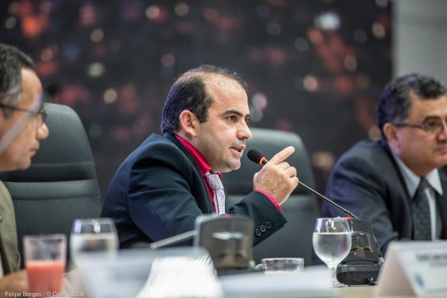 Major pede ao Executivo asfalto para o Bairro São José