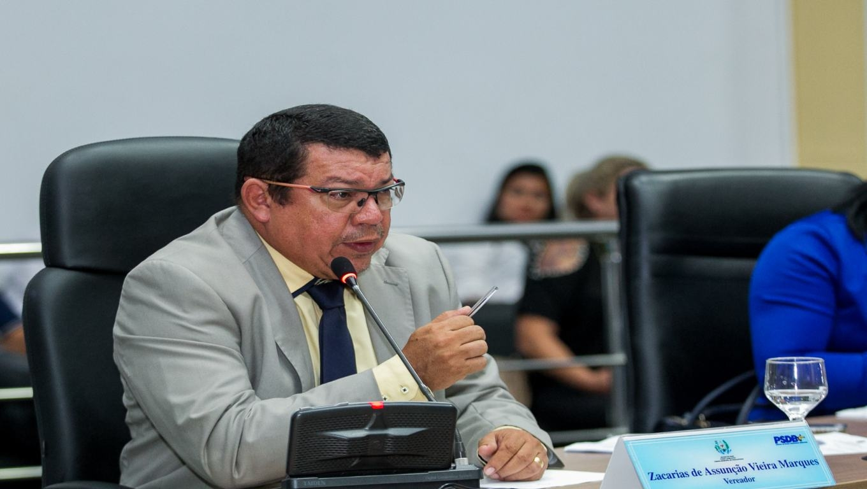 ICriação da Guarda Mirim Municipal é proposta por Zacarias Marques