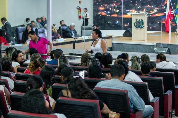 IObras, reformas, iluminação e limpeza são sugeridas por vereadores