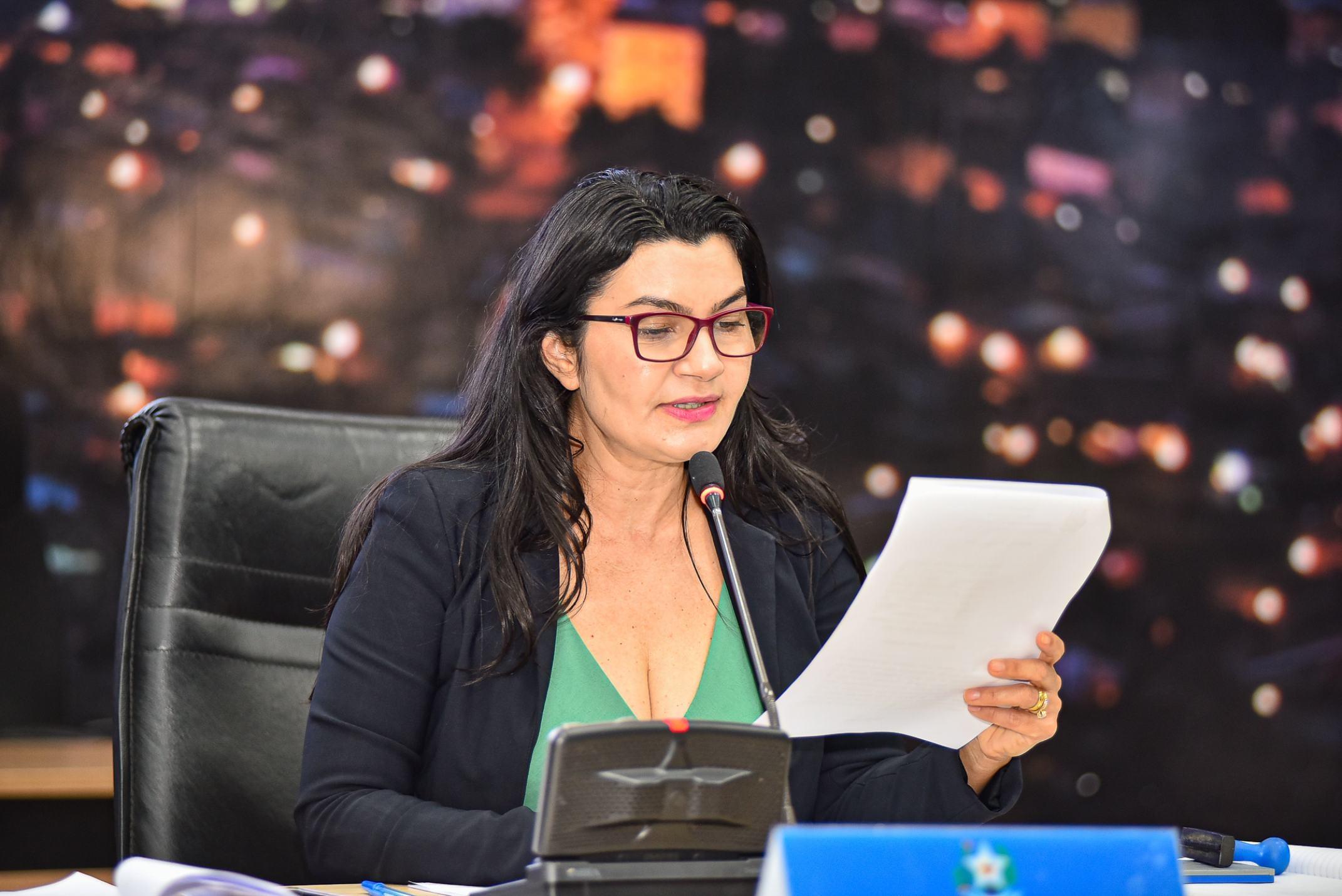 IVereadora Eliene Soares reitera pedidos de ampliação da Ufra