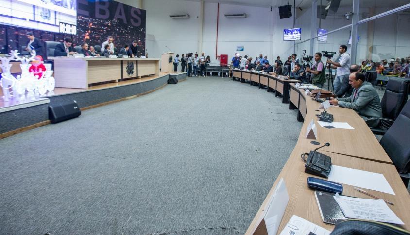 IVereadores debatem infraestrutura do município