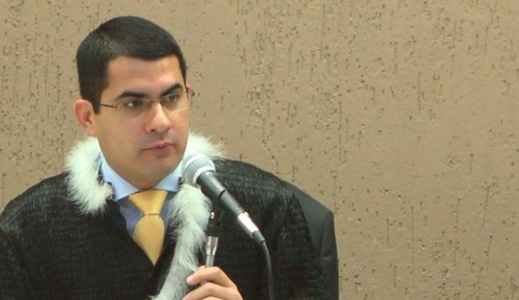 IJuiz Líbio Moura recebe Título de Cidadão Honorário de Parauapebas