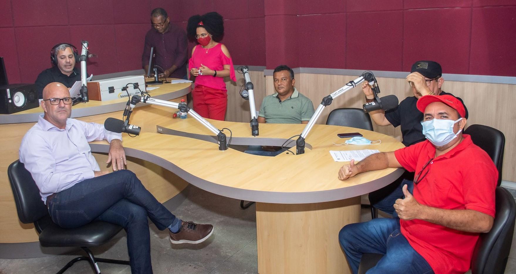 ICâmara de Parauapebas inaugura Rádio Legislativa 95.1 FM